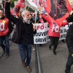 Manifestation du 10 décembre à Montpellier