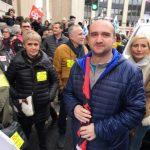 Manifestation du 17 décembre 2019 à Montpellier