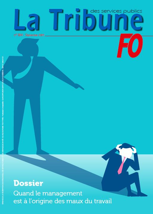La Tribune FO N°384 septembre 2020